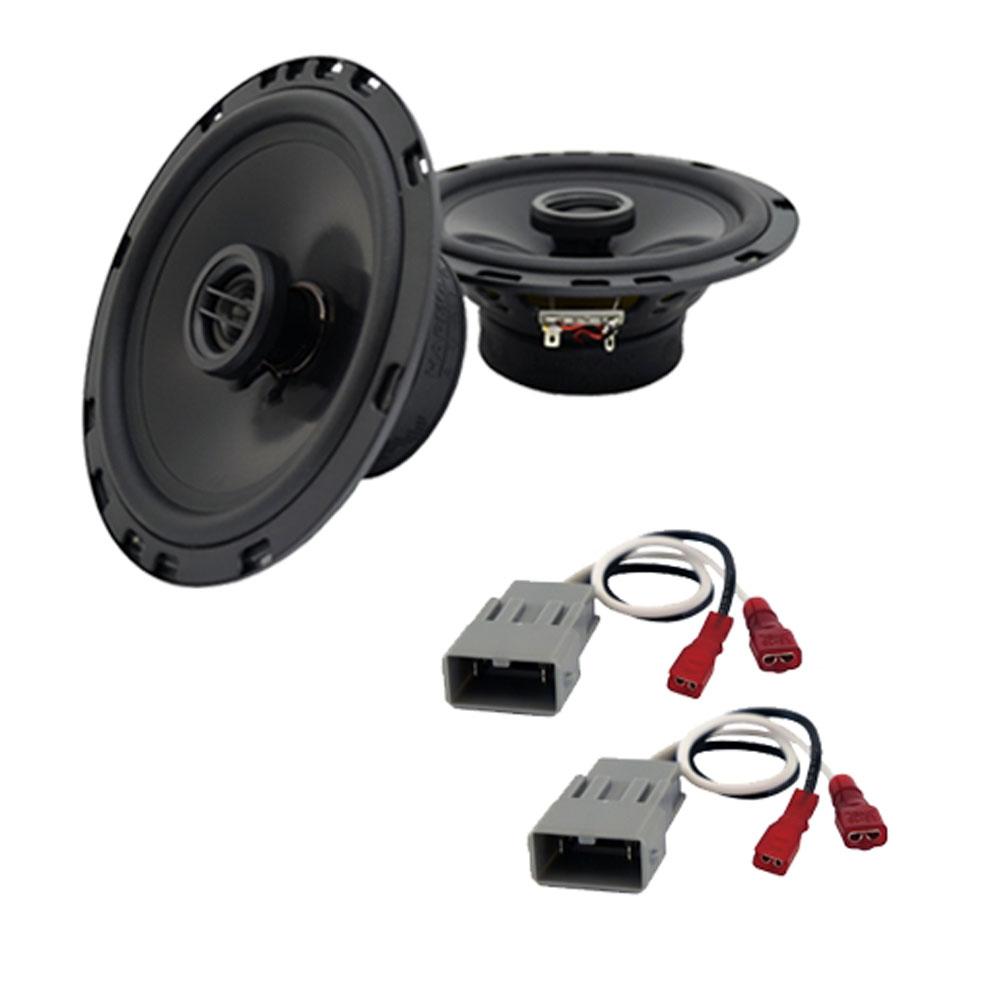 Fits Acura MDX 2001-2006 Rear Door Replacement Speaker Harmony HA-R65 Speakers