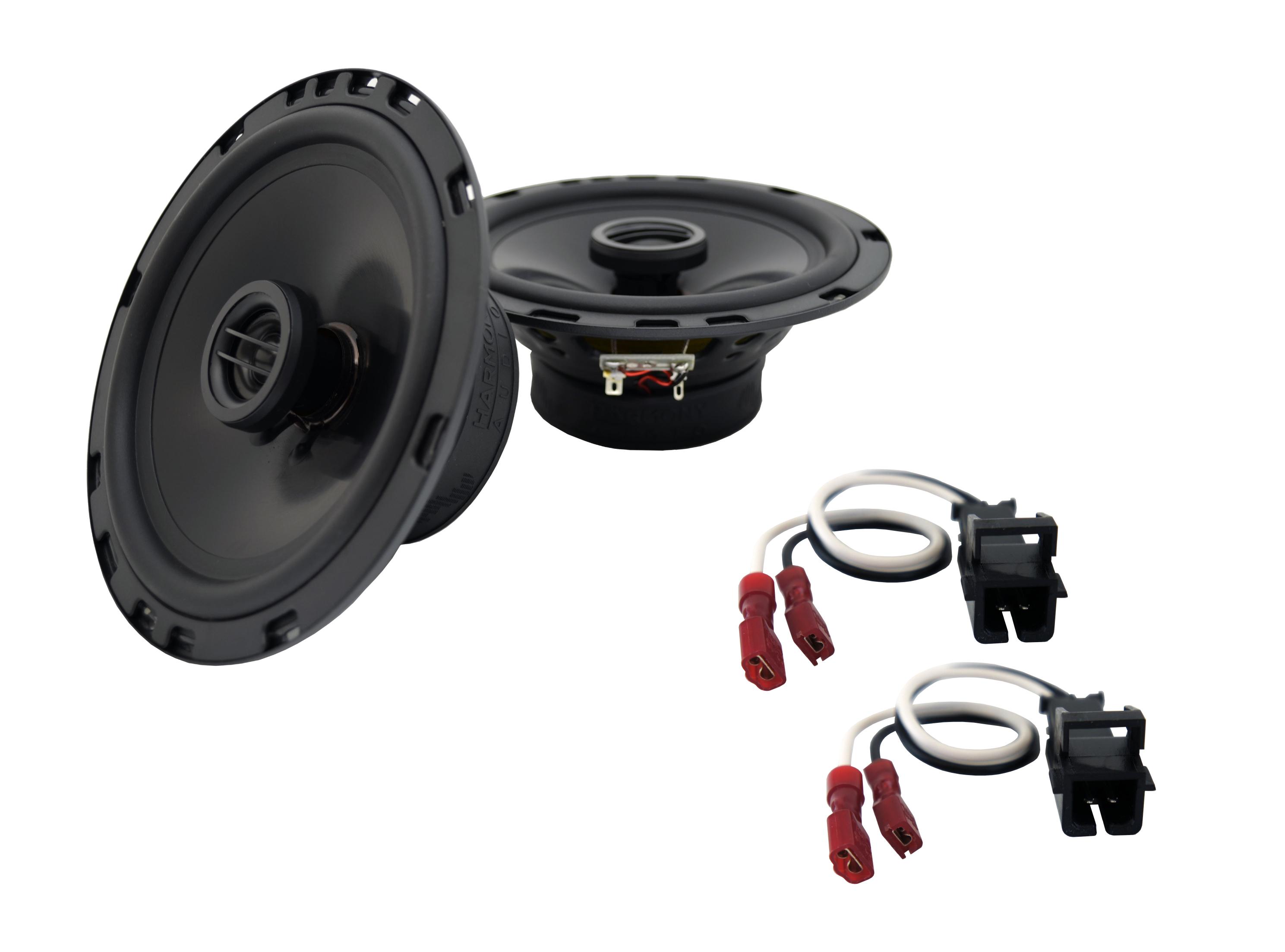 Fits Isuzu Ascender 2003-2008 Rear Door Replacement Harmony HA-R65 Speakers New