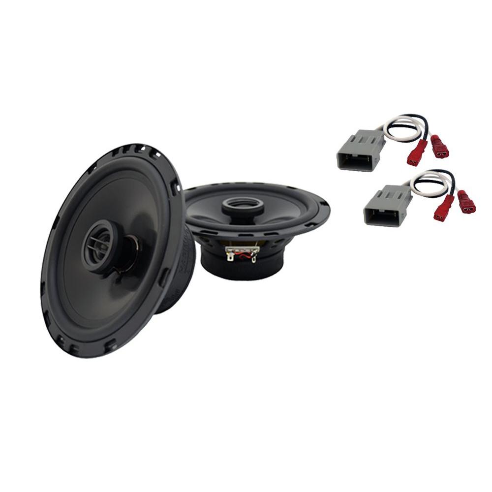 Fits Isuzu Oasis 1996-1999 Front Door Replacement Harmony HA-R65 Speakers New