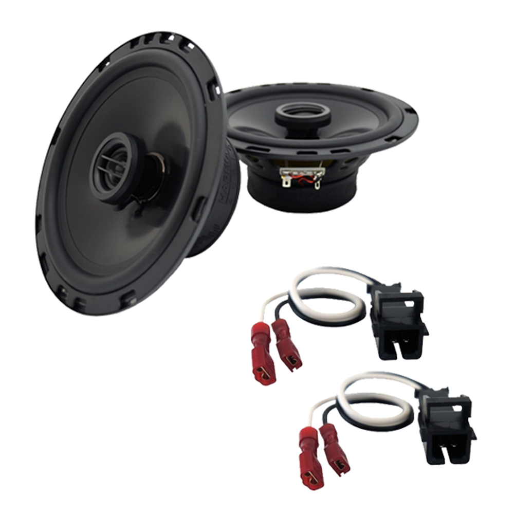 Fits Buick Allure 2005-2009 Front Door Replacement Harmony HA-R65 Speakers New