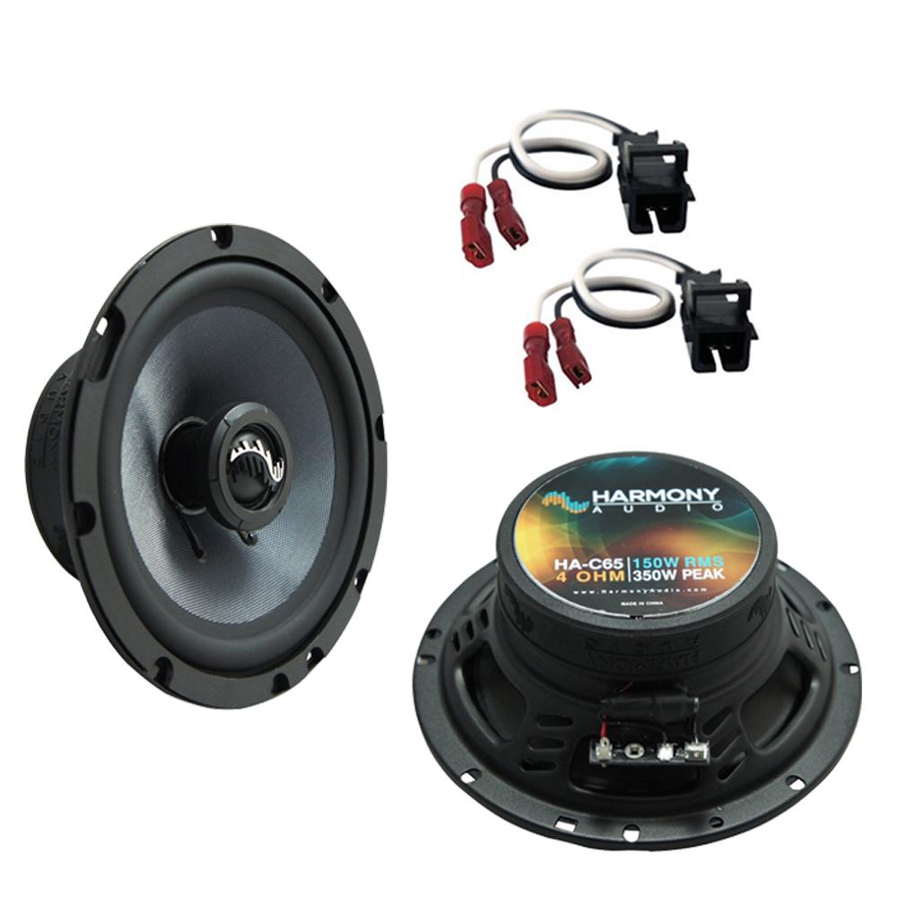 Fits Buick Rainier 2004-2007 Front Door Replacement Harmony HA-C65 Premium Speakers New