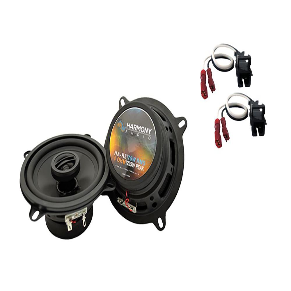 Fits Buick Regal 1988-1994 Front Door Replacement Speaker Harmony HA-R5 Speakers