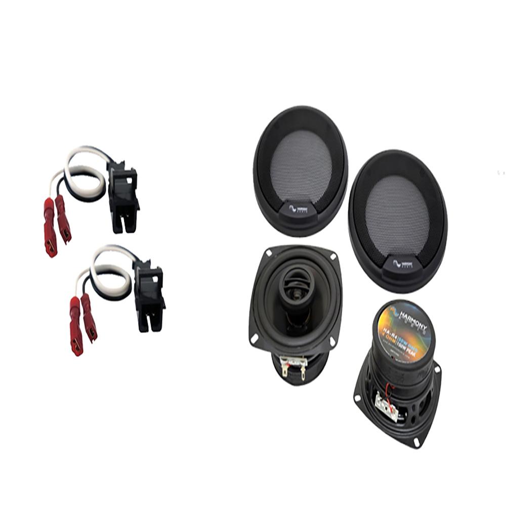 Fits Buick Regal 1995-2004 Rear Dash Replacement Speaker Harmony HA-R4 Speakers