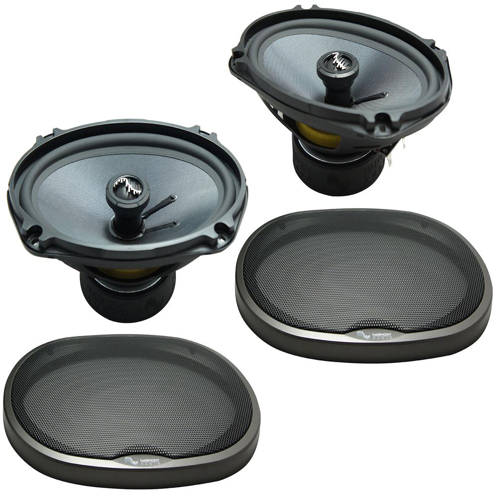 Fits Buick Roadmaster 1995-1996 Rear Deck Replacement Harmony HA-C69 Premium Speakers