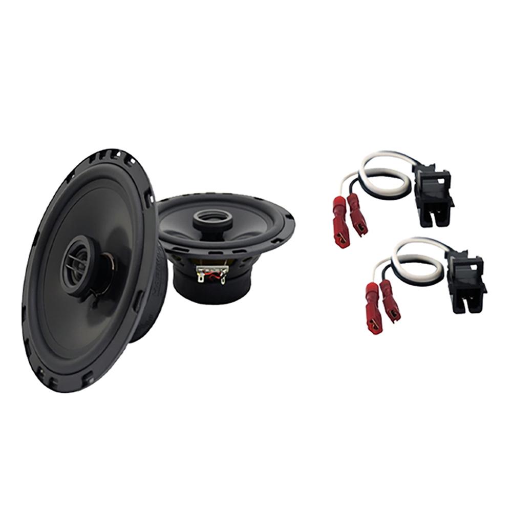 Fits Buick Terraza 2005-2008 Rear Door Replacement Harmony HA-R65 Speakers New