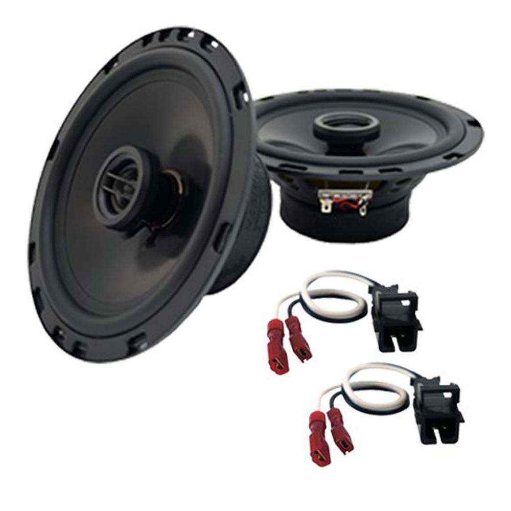Fits Cadillac Escalade 1999-2002 Rear Door Replacement Harmony HA-R65 Speakers