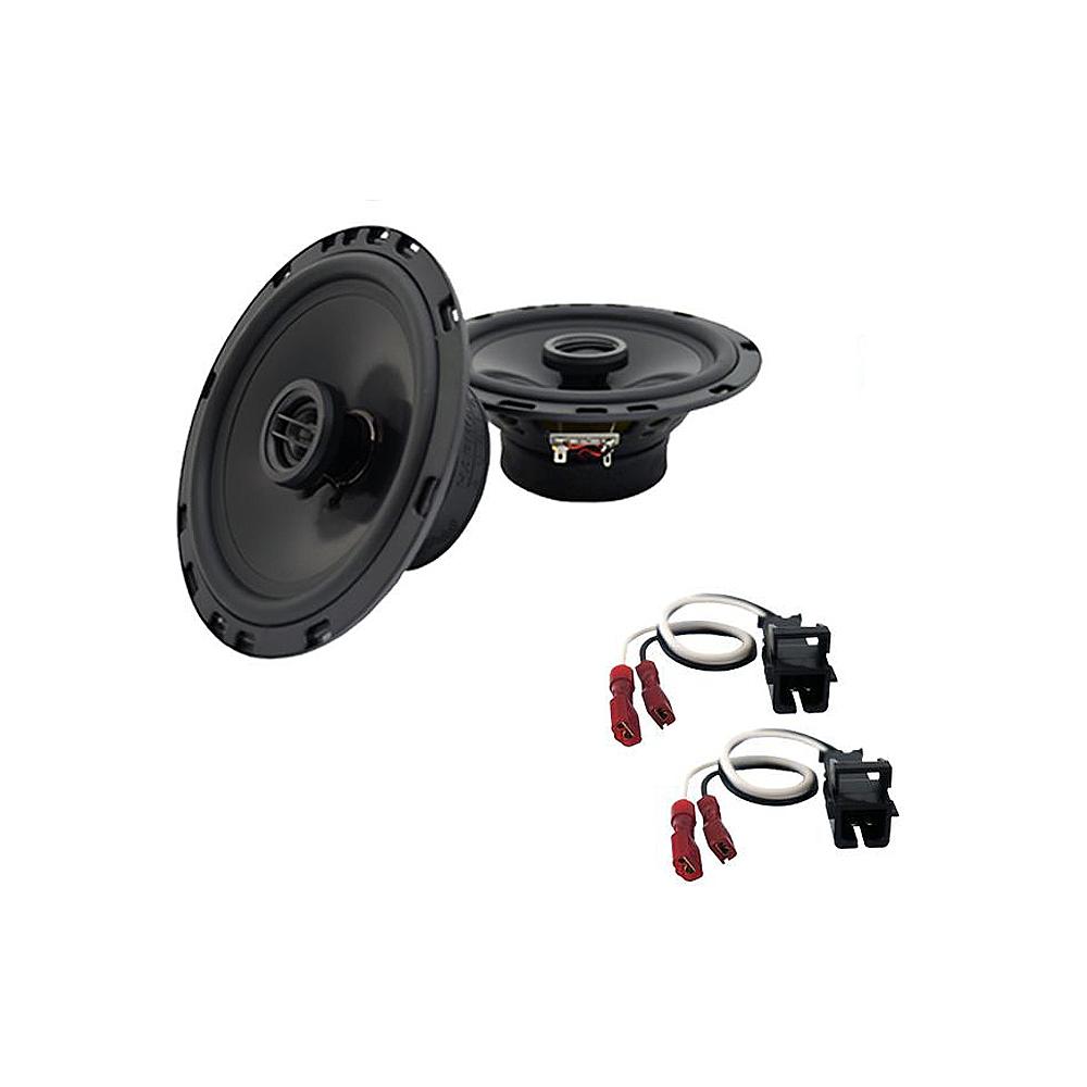 Fits Chevy Astro Van 1996-2005 Front Dash Replacement HA-R65 Speakers New