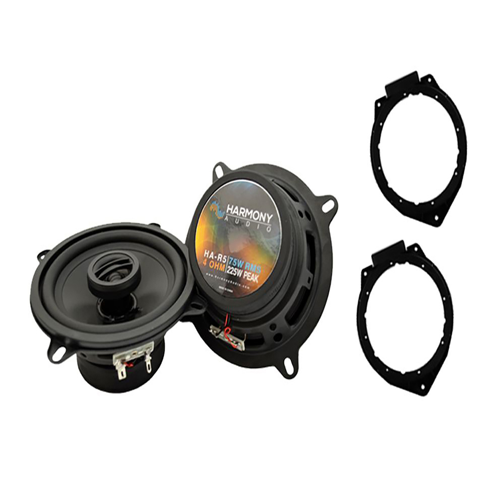 Fits Chevy Avalanche 2007-2013 Rear Deck Replacement Harmony HA-R5 Speakers