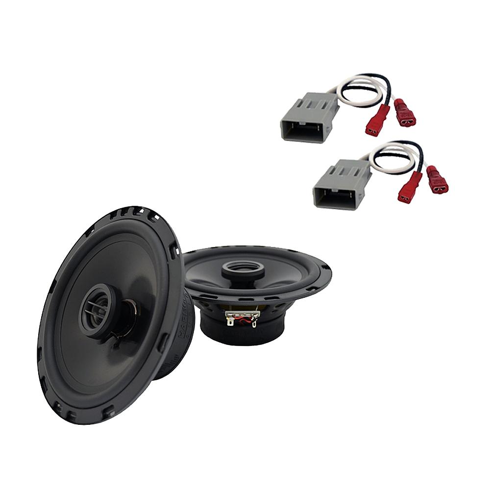 Fits Acura TL 1996-2003 Front Door Replacement Speaker Harmony HA-R65 Speakers