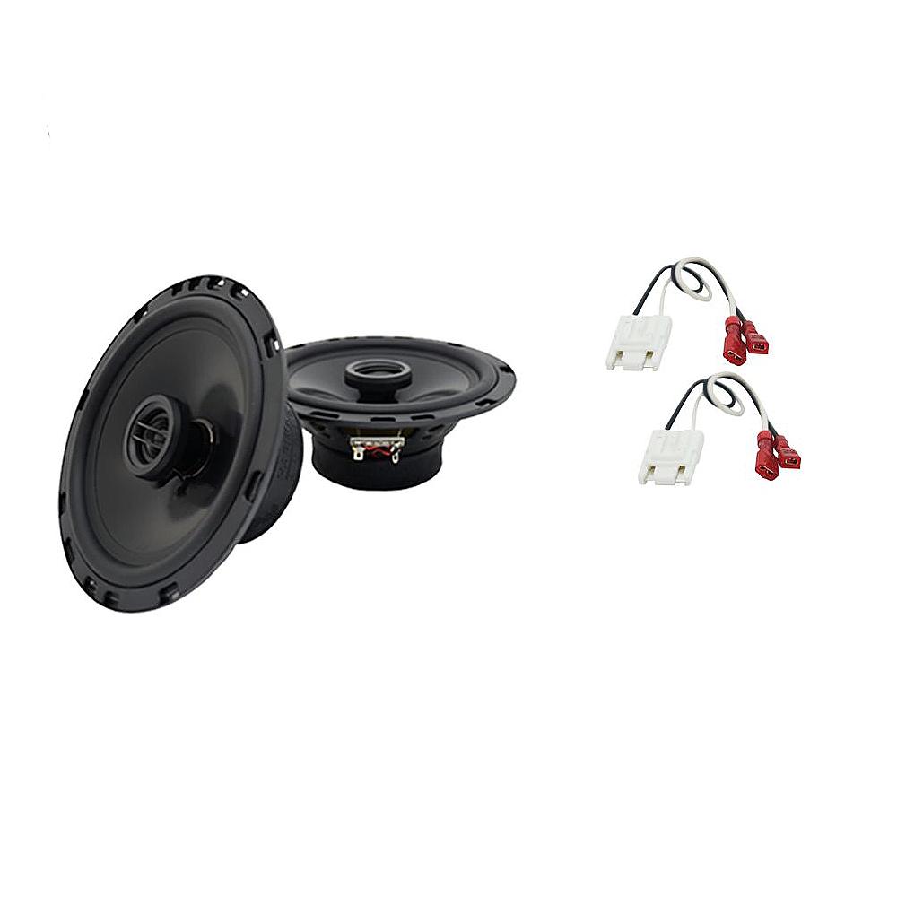 Fits Chevy Camaro 2010-2015 Front Door Replacement Harmony HA-R65 Speakers