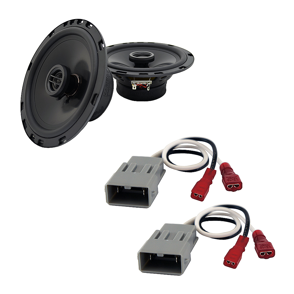 Fits Acura TL 1996-2003 Rear Door Replacement Speaker Harmony HA-R65 Speakers