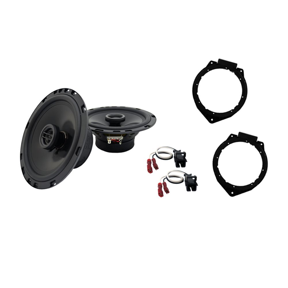 Fits Chevy Cobalt 2005-2010 Rear Deck Replacement Harmony HA-R65 Speakers