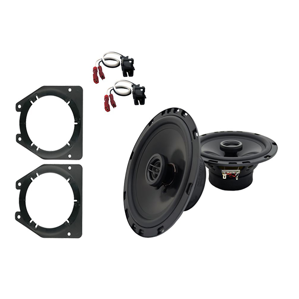 Fits Chevy Express 1996-2007 Tailgate Replacement Harmony HA-R65 Speakers