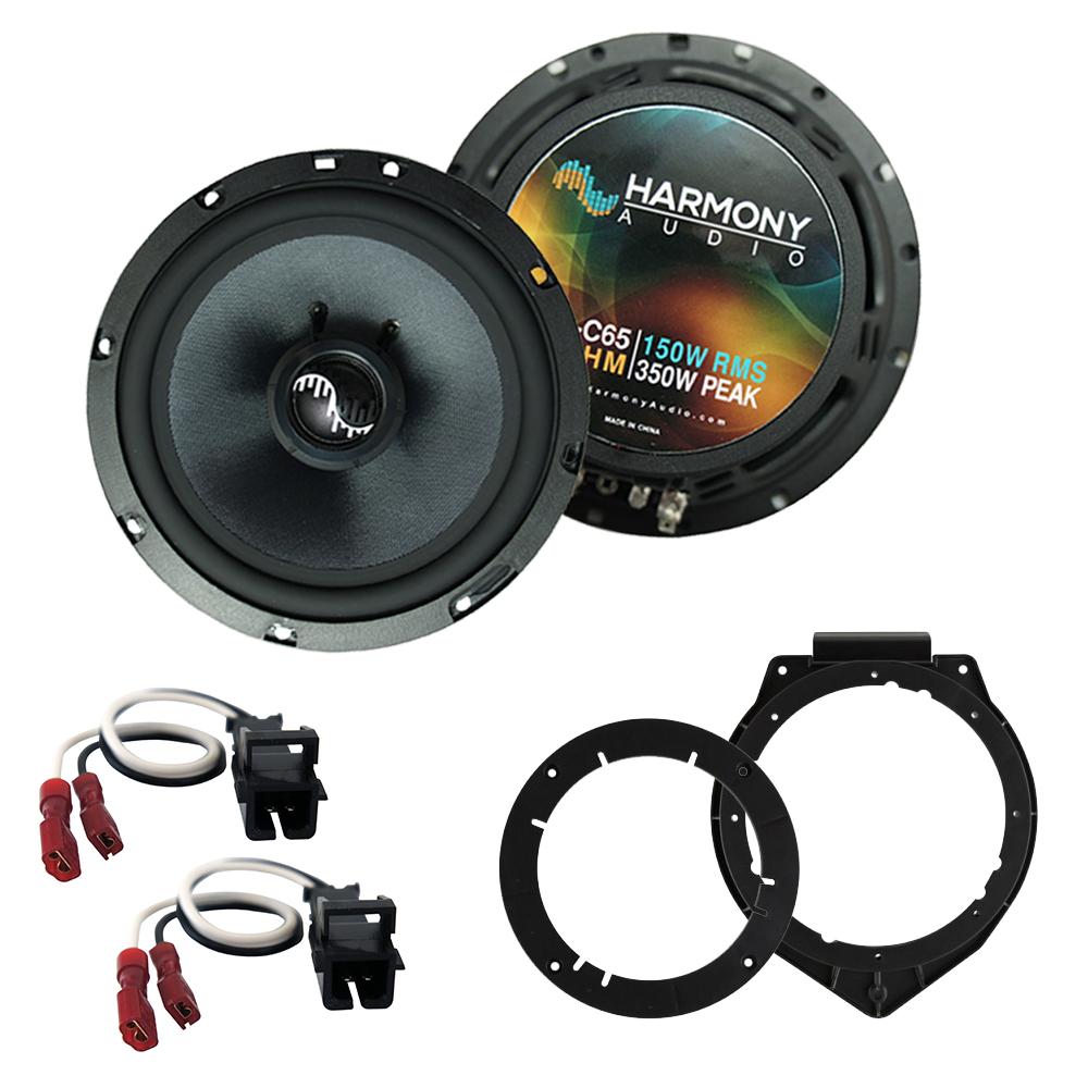 Fits Chevy HHR 2006-2012 Front Door Replacement Harmony HA-C65 Premium Speakers New