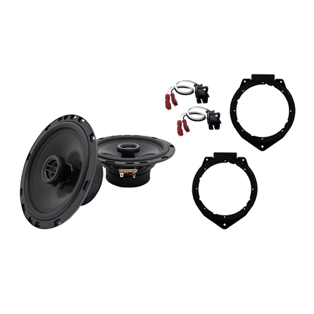 Fits Chevy Malibu Classic 2008 Front Door Replacement HA-R65 Speakers New