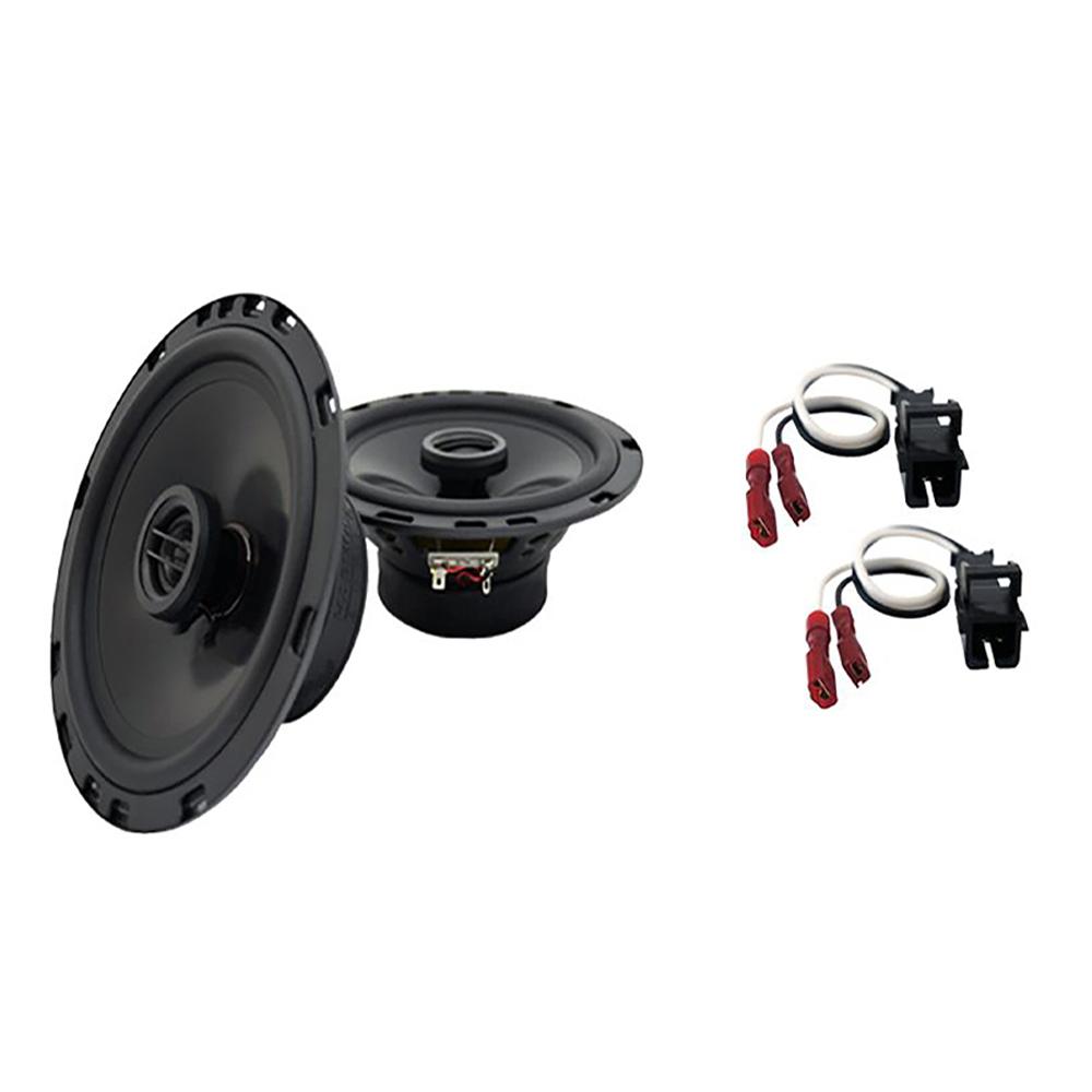 Fits Chevy Tahoe 2007-2014 Front Door Replacement Harmony HA-R65 Speakers
