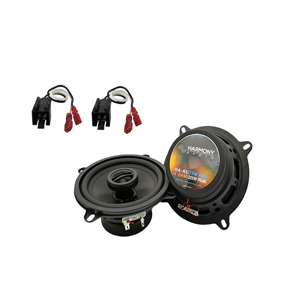 Fits Chrysler LHS 1999-2001 Rear Deck Replacement Speaker Harmony HA-R5 Speakers