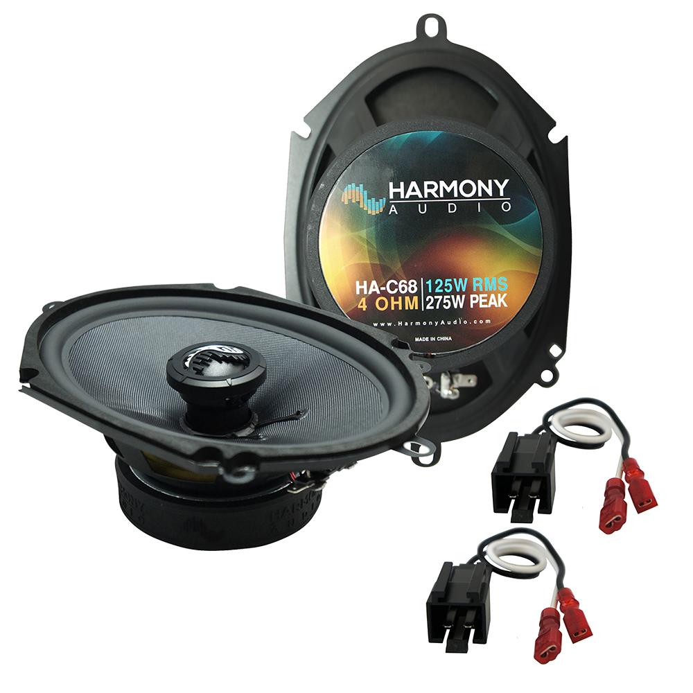 Fits Chrysler Town & Country 2002-2007 Front Door Premium Speaker Replacement Harmony HA-C68 New