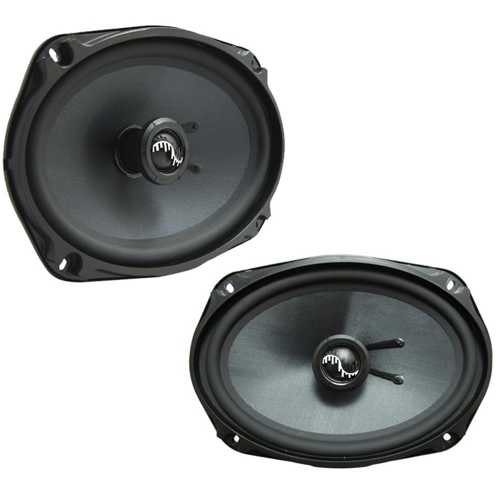 Fits Dodge Caliber 2007-2012 Front Door Replacement Harmony HA-C69 Premium Speakers New