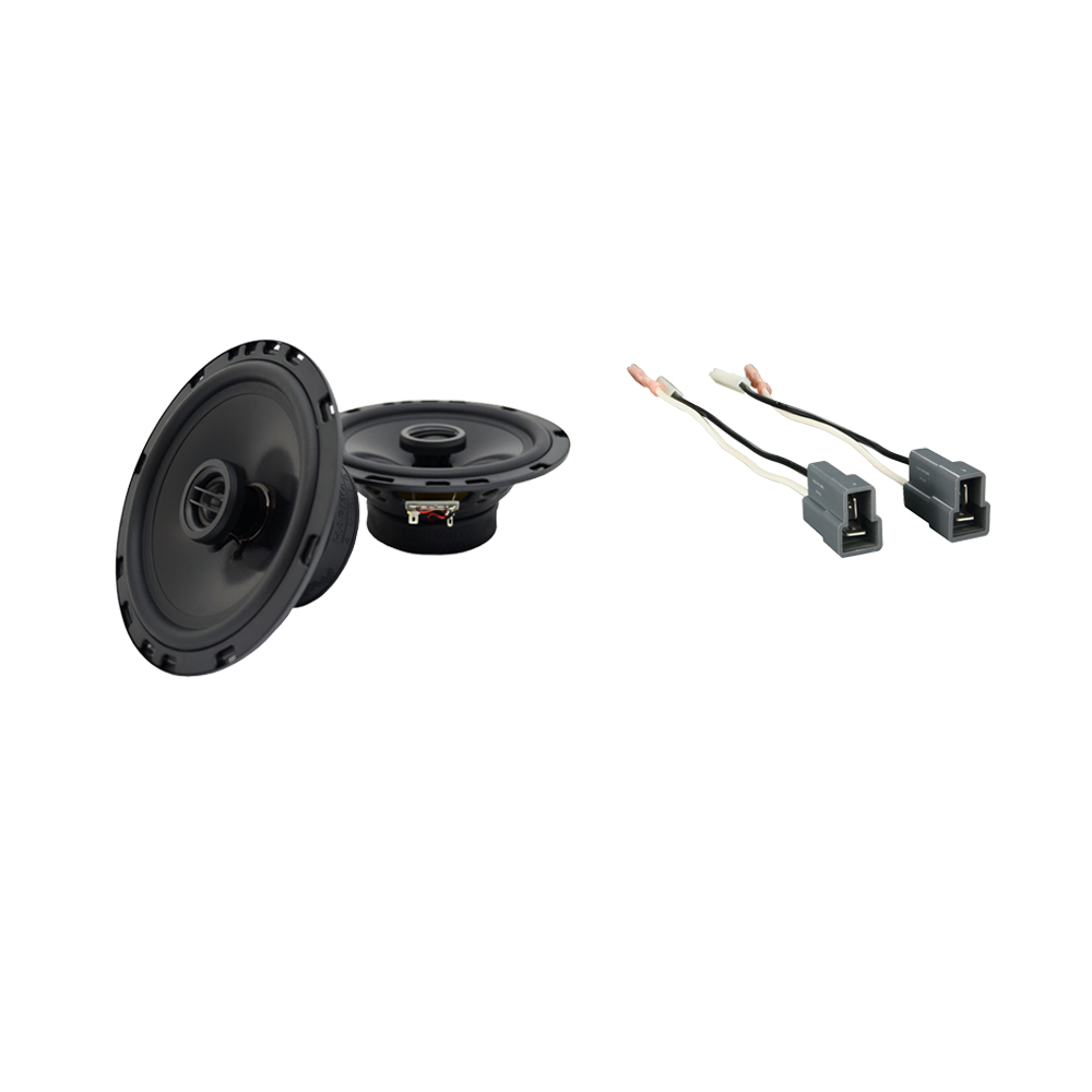 Fits Dodge D-50 1987-1993 Rear Replacement Speaker Harmony HA-R65 Speakers New