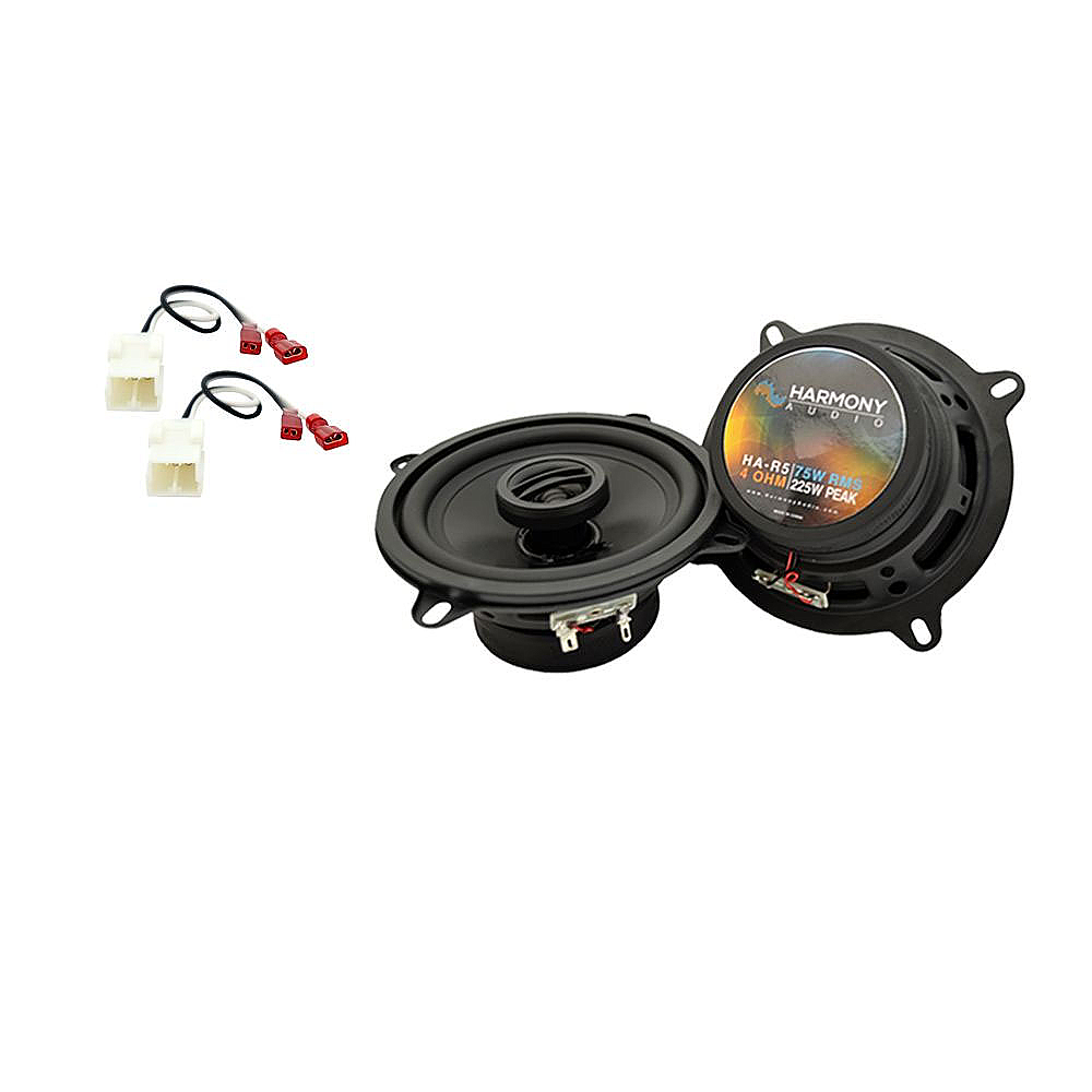 Fits Dodge Ram Truck 2500 2006-2009 Rear Replacement Harmony HA-R5 Speakers New