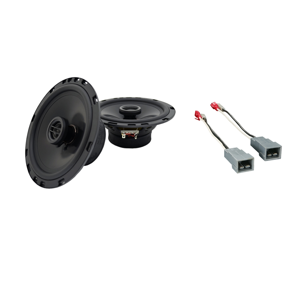 Fits Ford Bronco 1985-1986 Front Door Replacement Harmony HA-R65 Speakers New