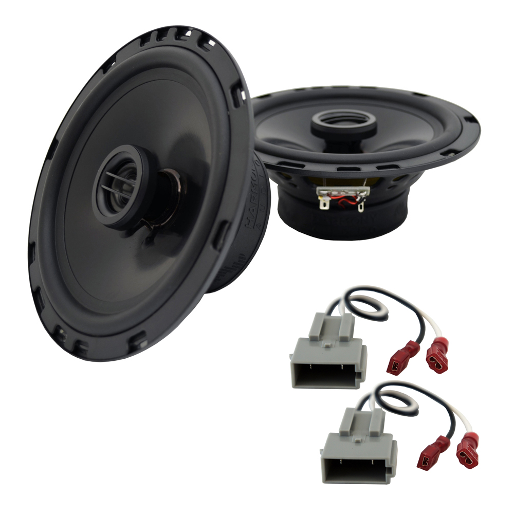 Fits Ford Bronco 1987-1996 Front Door Replacement Harmony HA-R65 Speakers New