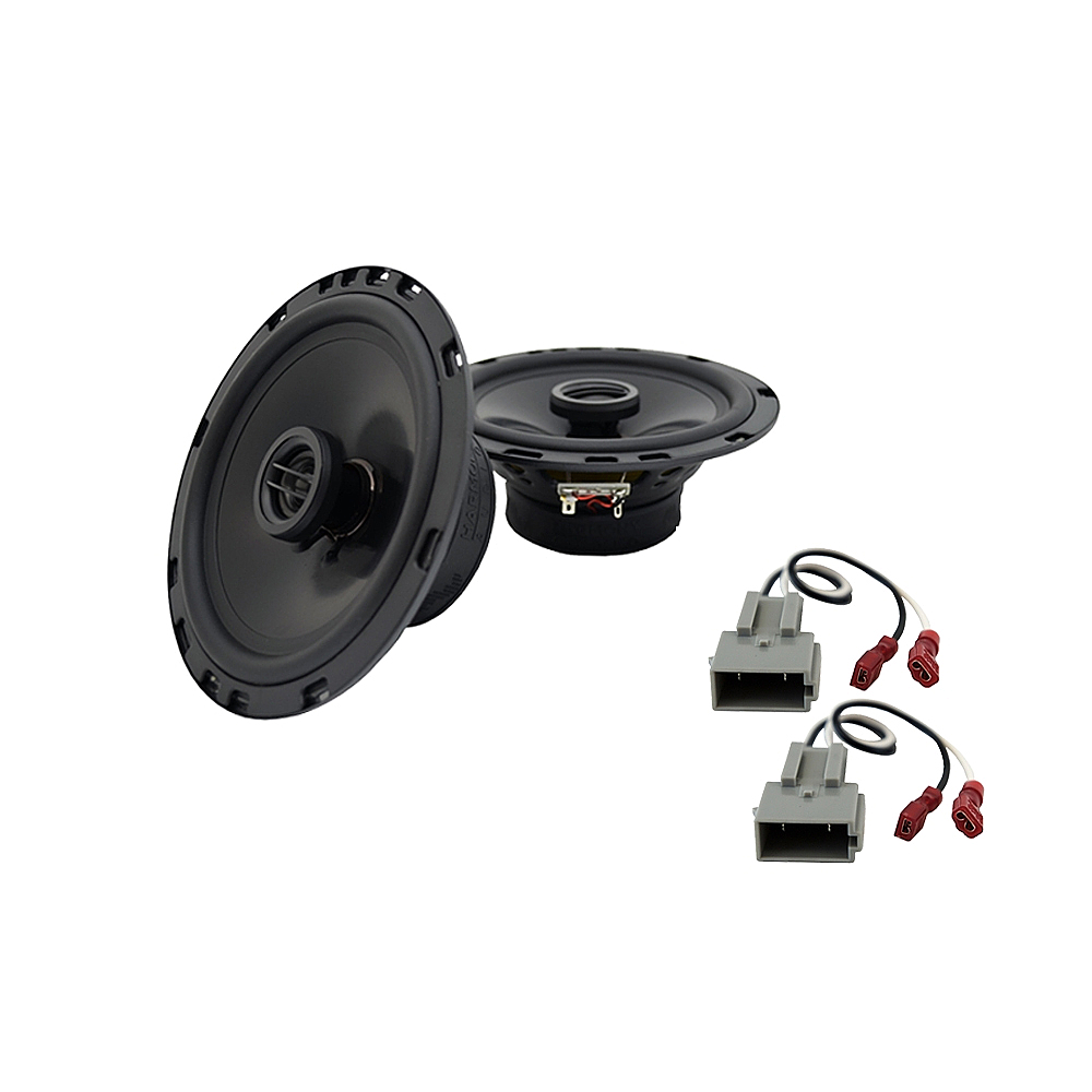 Fits Ford Escort 1997-2004 Front Door Replacement Harmony HA-R65 Speakers New