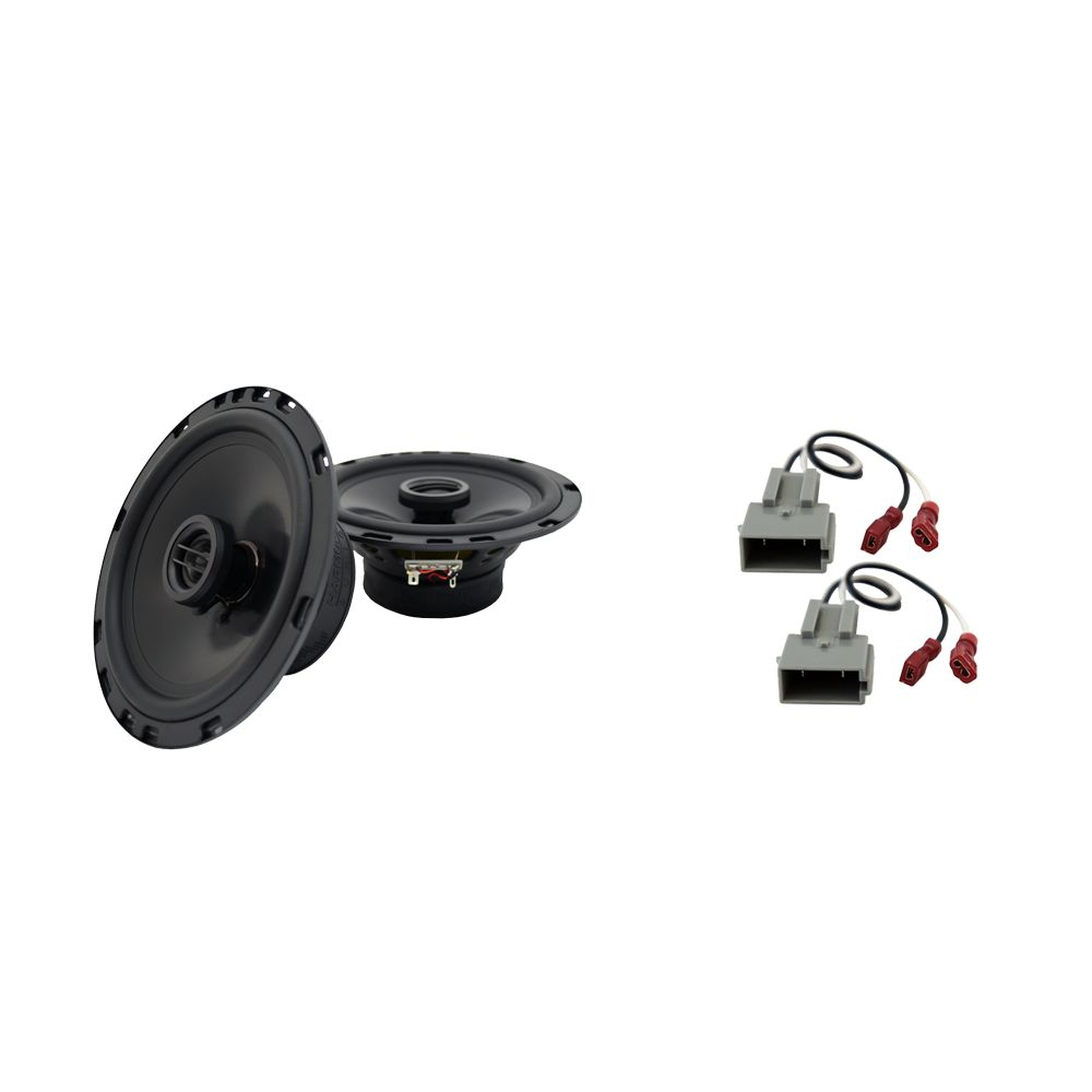 Fits Ford F-Series 1992-1996 Front Door Replacement Harmony HA-R65 Speakers New