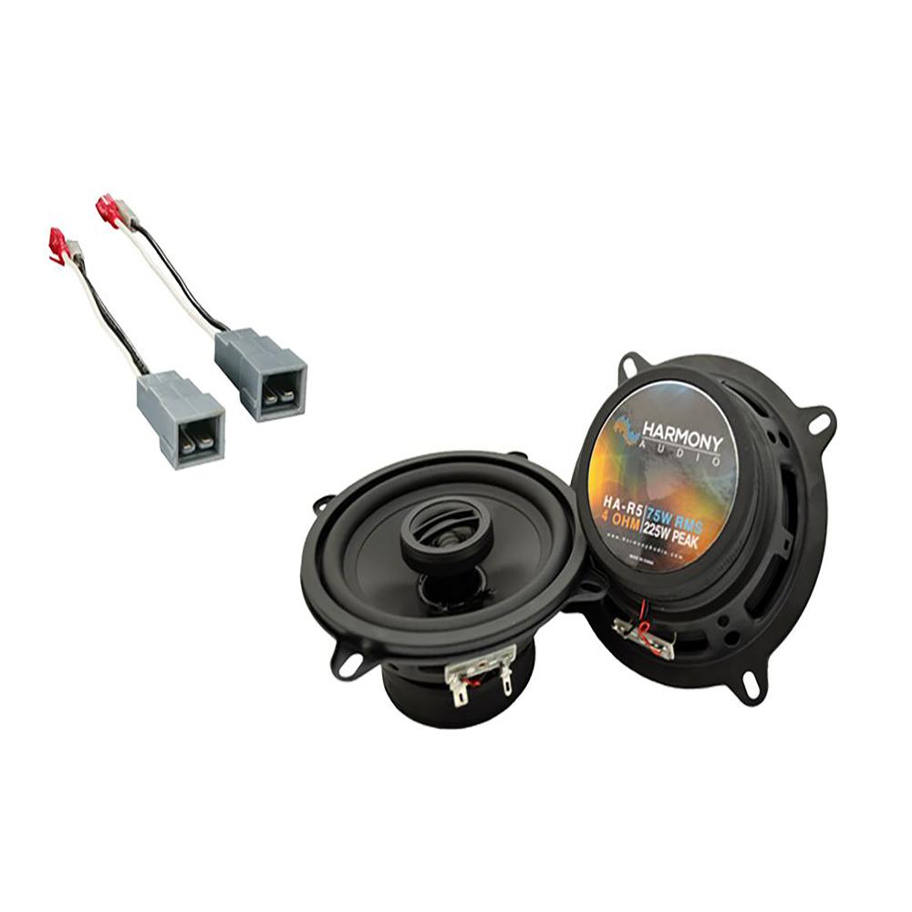 Fits Ford LTD 1982-1988 Front Door Replacement Speaker Harmony HA-R5 Speakers