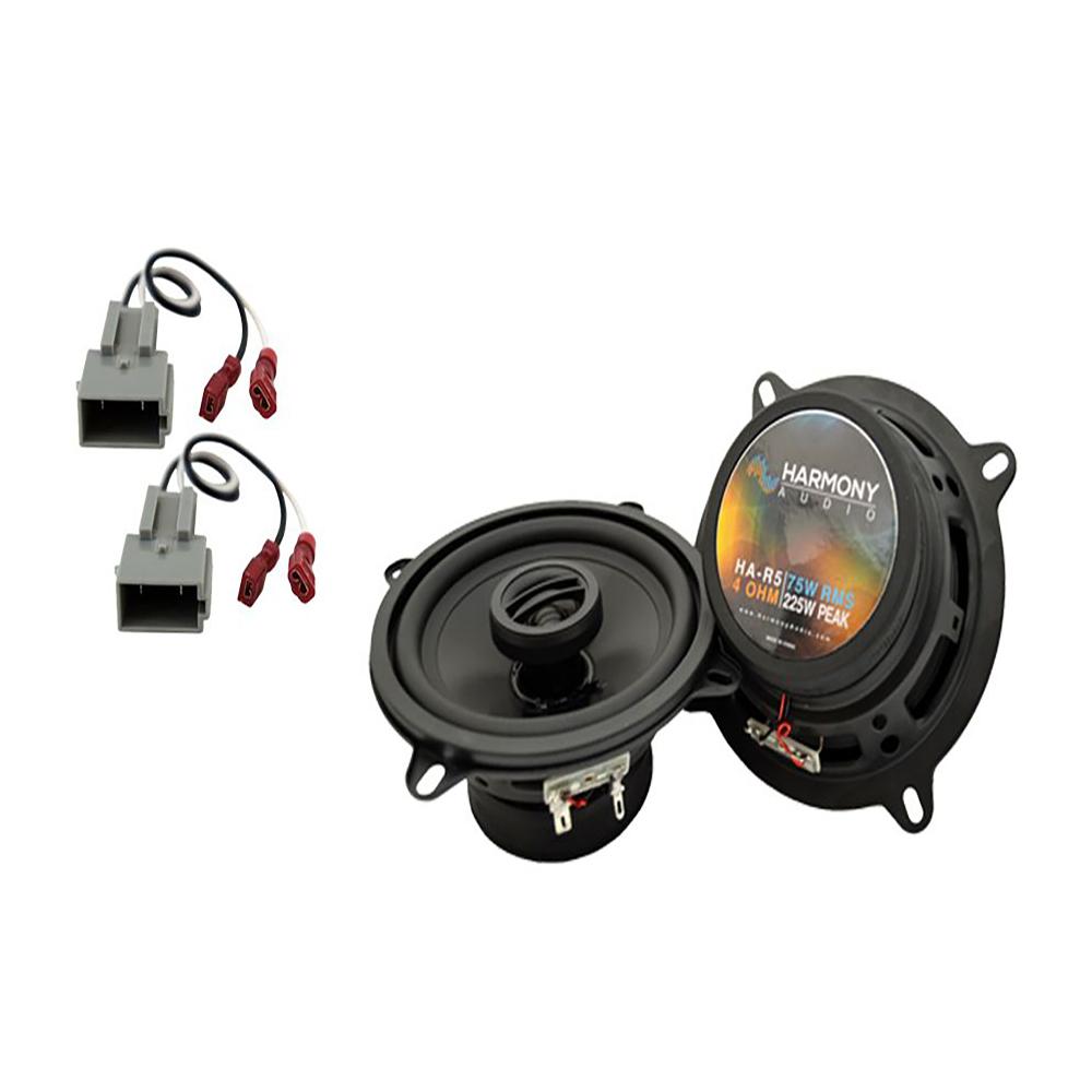 Fits Ford LTD 1989-1991 Front Door Replacement Speaker Harmony HA-R5 Speakers