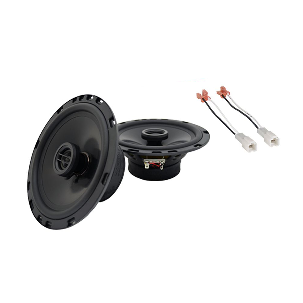 Fits Ford Metro 1995-1997 Front Door Replacement Harmony HA-R65 Speakers New