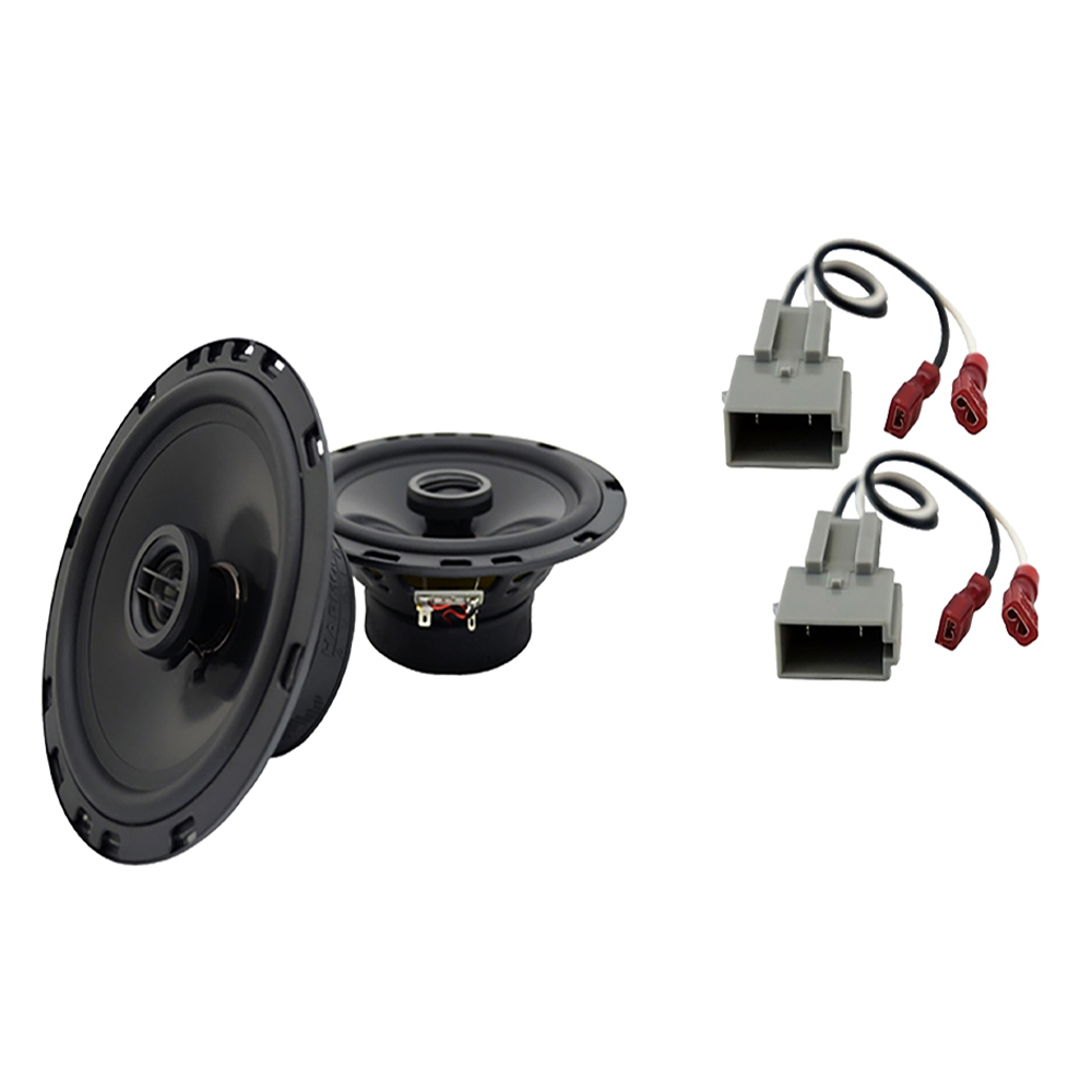 Fits Ford Probe 1993-1997 Front Door Replacement Harmony HA-R65 Speakers New