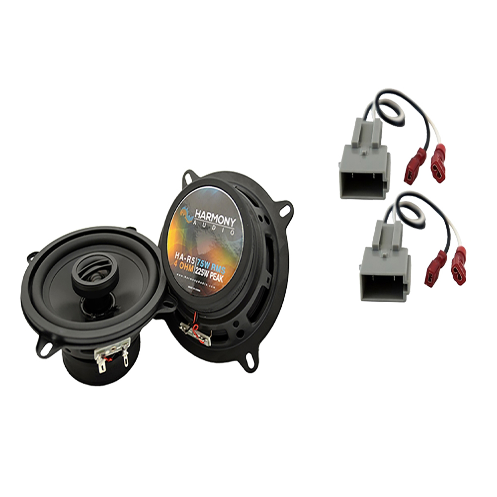 Fits Ford Ranger 1989-1993 Front Door Replacement Harmony HA-R5 Speakers New