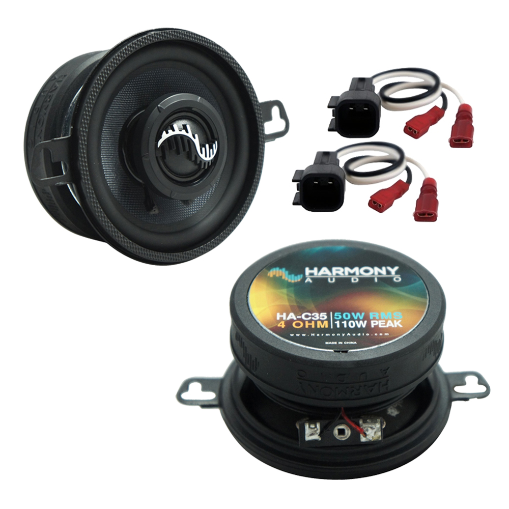 Fits Ford Thunderbird 2002-2005 Center C Replacement Harmony HA-C35 Premium Speakers