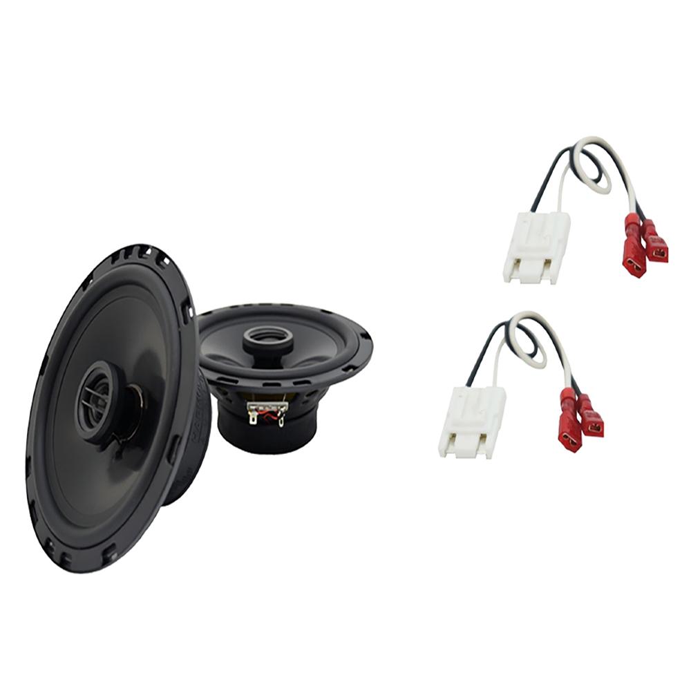 Fits GMC S-15 Jimmy 1994 Front Door Replacement Speakers Harmony HA-R65 Speakers