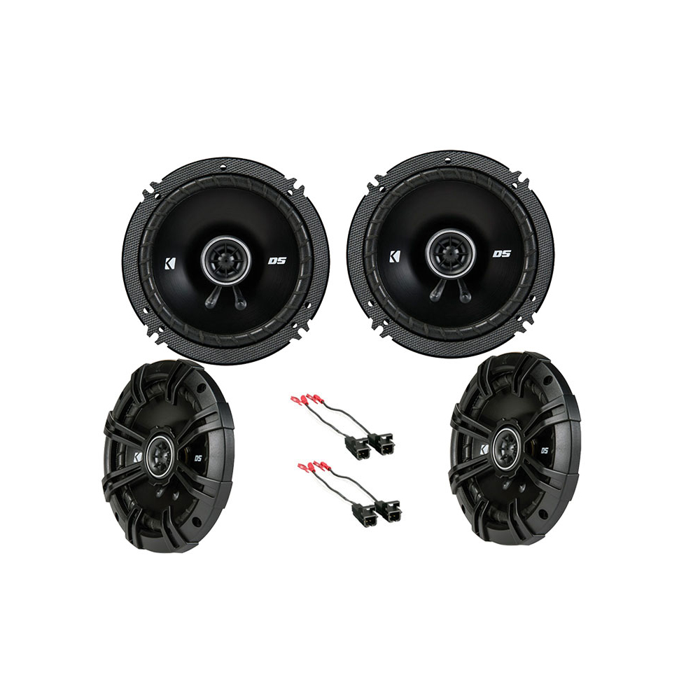 Fits GMC Yukon Denali 2003-2006 OEM Speaker Replacement Kicker DSC5 DSC65 Pack