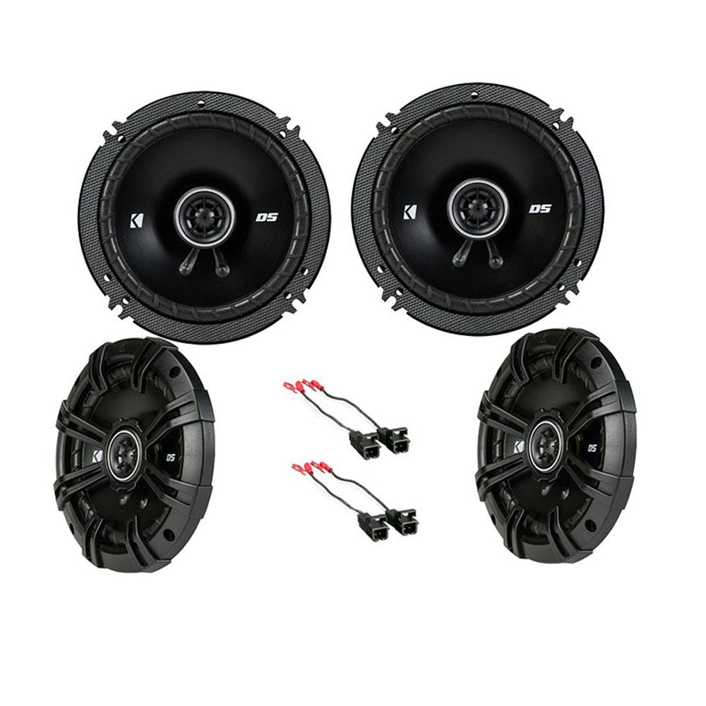Fits GMC Yukon XL 2001-2002 Factory Speaker Replacement Kicker DSC5 DSC65 Pack