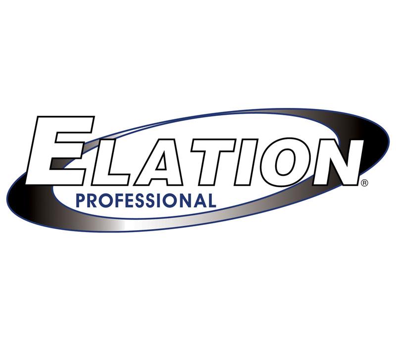 Elation Lighting EZ6-RB1 EZ6 Pixel Density LED Video Panel Single Rigging Bar