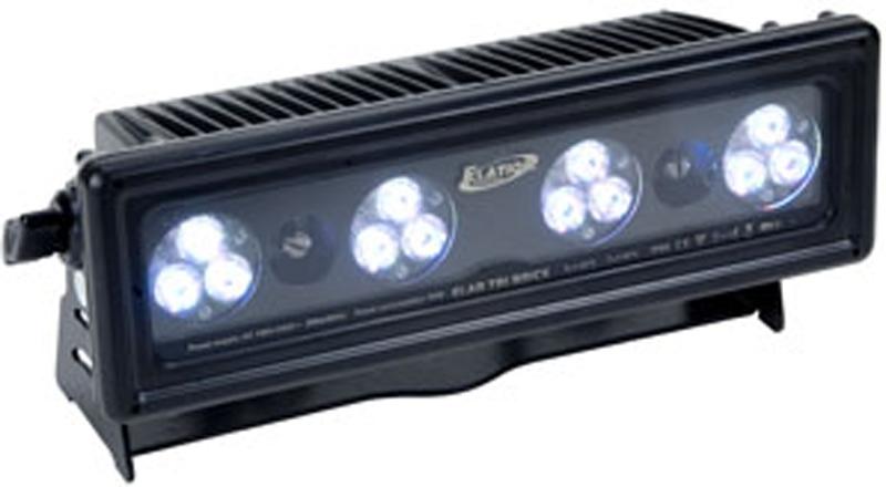 Elation ELAR TRI BRICK 36W Tri Color IP 66 LED Brick