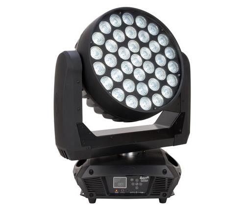 Elation Platinum Wash ZFX ProXL 370w LED Engines HO RGBW Moving Head w/ Zoom & FX