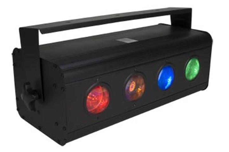 Eliminator Lighting ELECTRO BAR DMX LED Bar Color Wash DMX Intelligent 6 Channel
