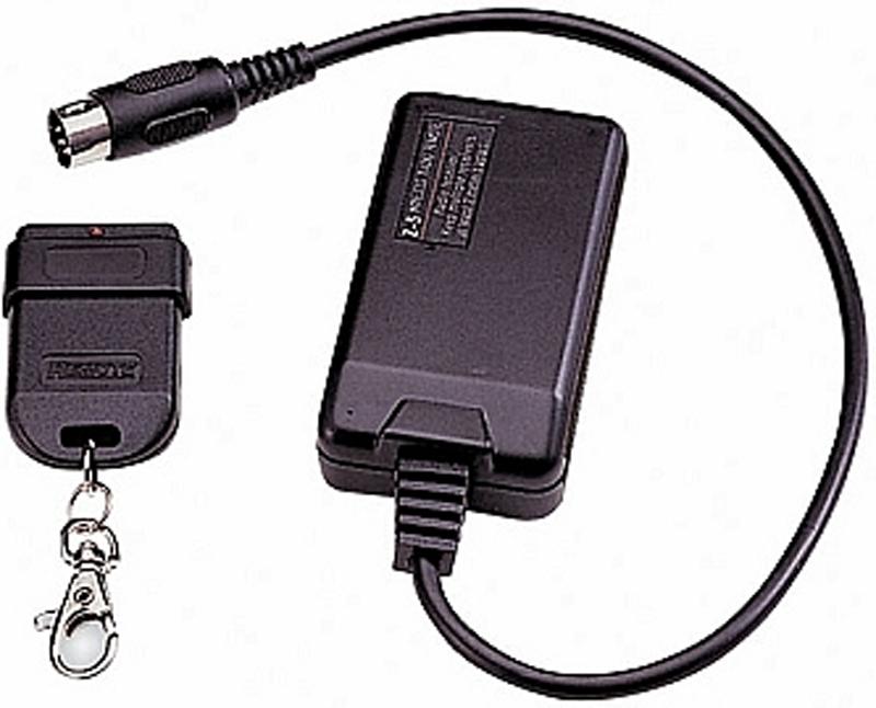 Elation Z-5 Wireless Remote for Z-600 &100