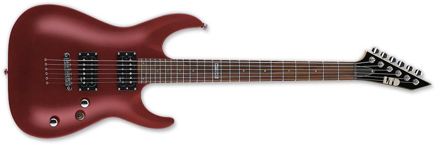 esp ltd mh 50 nt mh series electric guitar black cherry finish basswood body maple neck. Black Bedroom Furniture Sets. Home Design Ideas